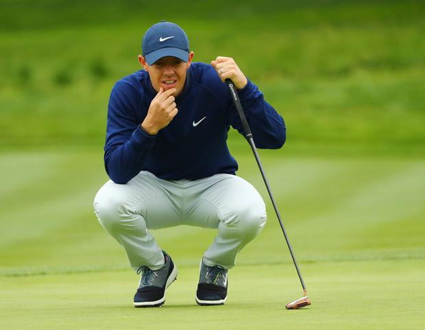 Rory McIlroy will be gunning for glory in Portrush