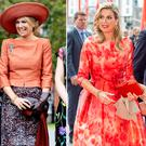 Queen Máxima wrapped a three day visit to Ireland