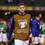 Matt Doherty of Republic of Ireland following the UEFA EURO2020 Qualifier Group D match between Republic of Ireland and Gibraltar at Aviva Stadium, Lansdowne Road in Dublin. Photo by Stephen McCarthy/Sportsfile