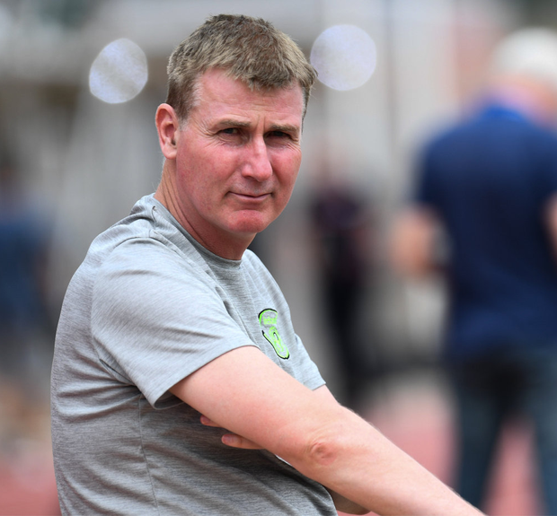 Grand designs: Stephen Kenny's side will only have one of 13 World Cup slots to aim for when the campaign begins after next autumn's Nations League. Photo: Sportsfile