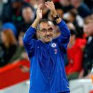 Maurizio Sarri is on his way to Juventus. Photo: Martin Rickett/PA Wire