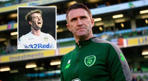 Robbie Keane says Ireland should not be chasing the likes of Patrick Bamford