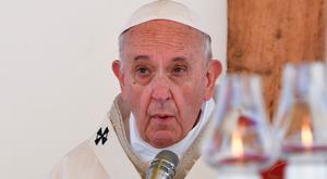 Pope Francis's move will be discussed in October. Photo: AFP/Getty Images