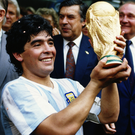Diego Maradona. Photo: Getty Images