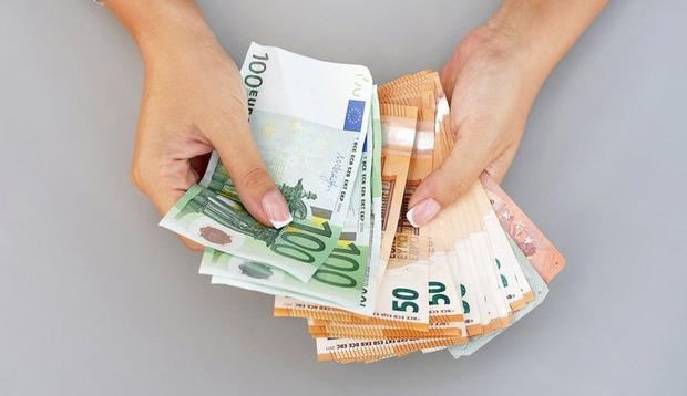In the first quarter of this year, wages in the eurozone as a whole rose by 2.5pc, a 10-year high. Stock Image