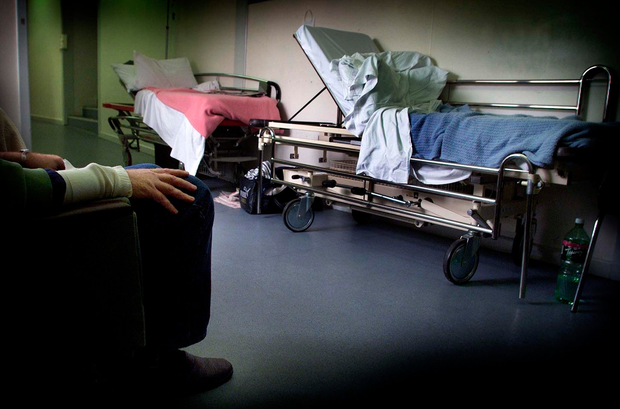 These beds provide a safety valve to the trolley crisis. (Stock picture)