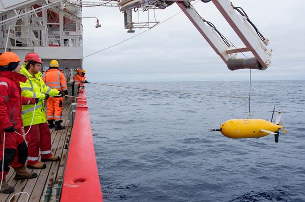 Boaty McBoatface makes major climate change discovery on maiden outing