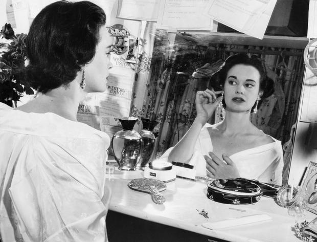 Heiress: Gloria Vanderbilt's life was chronicled in the headlines. Photo: Getty Images
