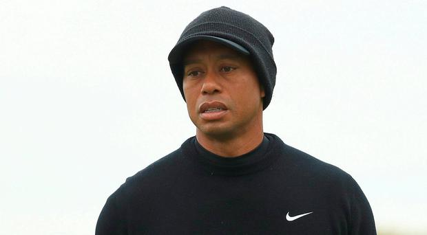 Tiger Woods. Photo: Mike Ehrmann/Getty Images