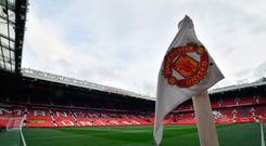 A member of the Manchester United backroom team has been brought to hospital in Australia