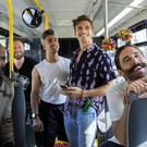 The hosts of Queer Eye, Antoni Porowski, Karamo Brown, Jonathan Van Ness, Tan France and Bobby Berk (Netflix/PA)