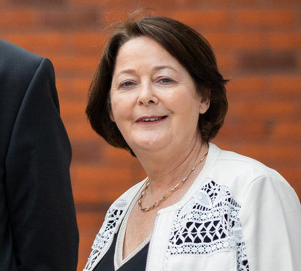 Surprised: Ires Reit chief executive Margaret Sweeney. Picture: Naoise Culhane