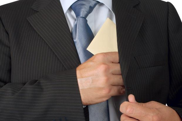 Businesses face increased legal risks from acts of bribery and corruption committed by staff and third parties and must employ more forensic methods to protect themselves, Deloitte Ireland has warned. Stock image