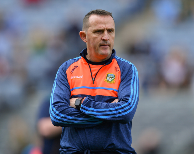 Meath manager Andy McEntee