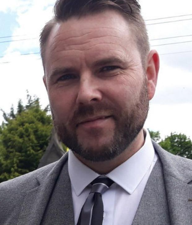 Victim: Graham Tobin died in hospital 11 days after the attack