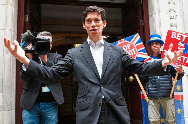 Rory Stewart. Picture: PA