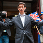 Eliminated: Rory Stewart said he had been 'moved and inspired' by the support he had received during his campaign. Picture: PA