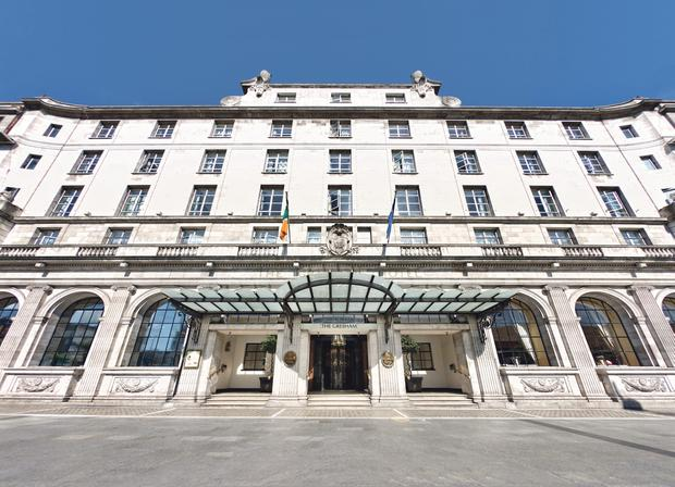 'Very sorry': Clive Byrne had been maintenance manager at the Gresham Hotel in Dublin