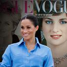 Meghan Markle will reportedly guest edit the September issue of British Vogue
