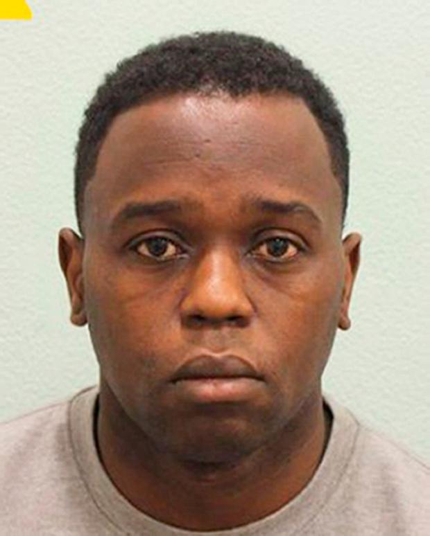 Desmond Sylva has been found guilty of murdering his girlfriend Simonne Kerr. Photo credit: Metropolitan Police/PA Wire