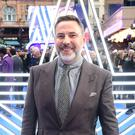 David Walliams plays Prince Charming in Cinderella: After Ever After (Ian West/PA)