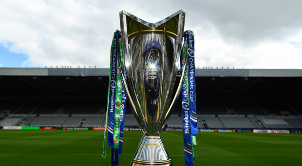 Next season's Champions Cup kicks off just two weeks after the World Cup final. Photo by Ramsey Cardy/Sportsfile