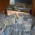 The drugs seized have an estimated value of €1.96m.