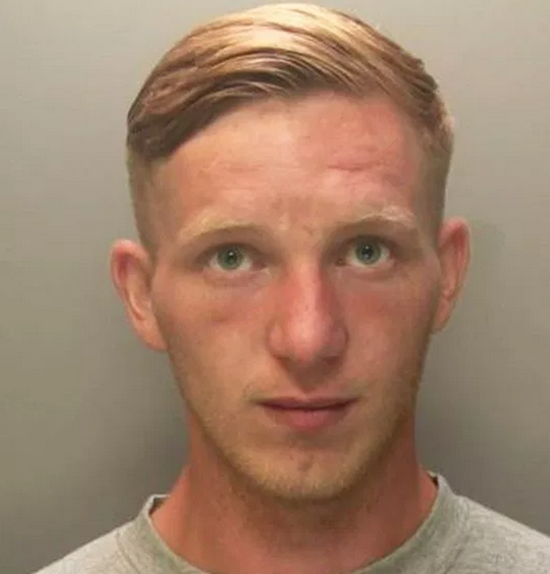 Johnny Brazil, 27, pleaded guilty to the manslaughter of Joyce Burgess