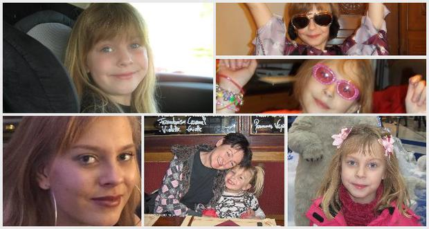 From beaming princess to shy teen - Ana's life in pictures. Photos published with family permission