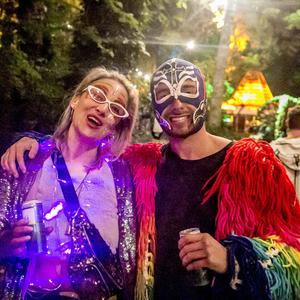 The very special 10th Anniversary edition of Body & Soul gets under way at Ballinlough Castle, Co. Westmeath. Taking all the energy and power from the longest day of the year, it promises to be a weekend of spellbinding music and performance, immersive art installations, mind-expanding workshops, thought-provoking discussions, glittering woodland discos, soothing wood-fired hot tubs and unparalleled gastronomic experiences. Final Weekend Camping and Limited Edition Sunday Day tickets are available at bodyandsoul.ie - Photo - Photo AllenKiely Photography.com (Olga Kuzmenko)