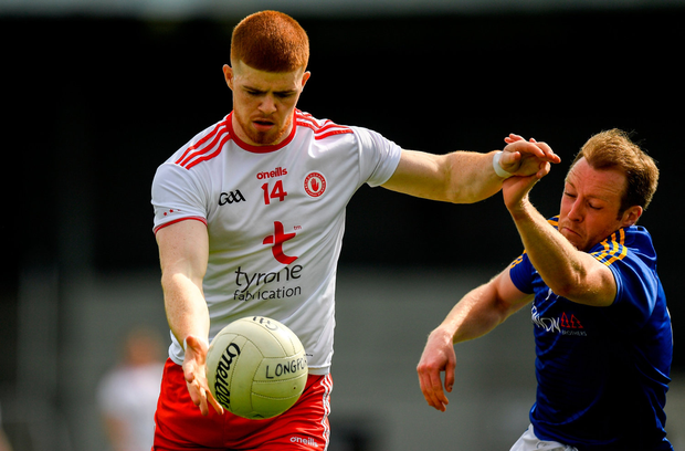 ON TARGET: Cathal McShane. Photo by Eóin Noonan/Sportsfile