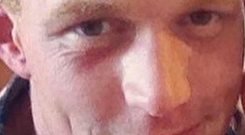 Andrew Willis (36) has been missing since Thursday Photo: Garda Press Office