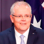 Australian Prime Minister Scott Morrison. Photo: David Gray/Reuters