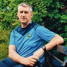 Liam Sheedy says he's enjoying his time back at the Tipp helm. Photo: Harry Murphy/Sportsfile