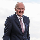Curragh CEO Derek McGrath