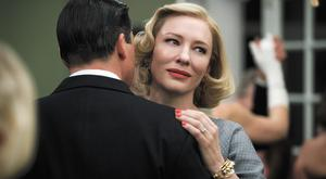 Cate Blanchett plays a married woman who falls in love with another woman in Carol
