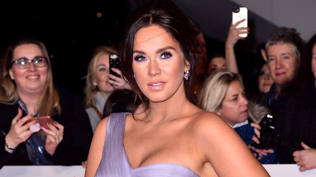 Vicky Pattison says people should be mindful of social media comments about Love Island stars (Matt Crossick/PA)