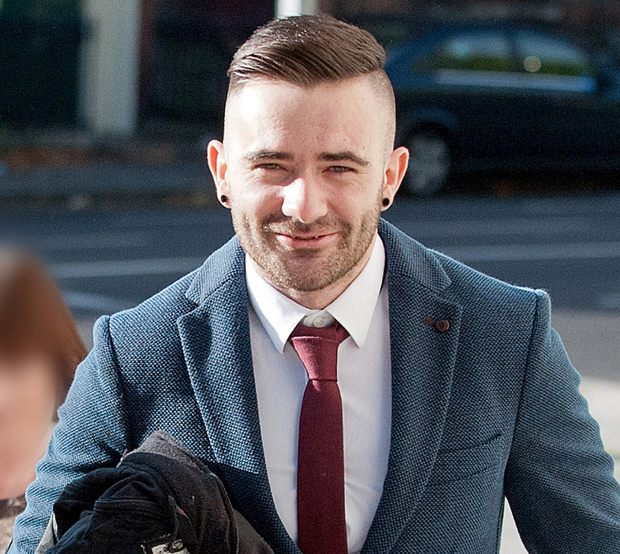 Killed: Vincent Ryan was shot dead outside his partner's home. Picture: Collins
