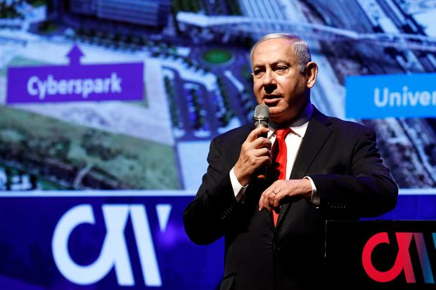Benjamin Netanyahu won an election and then called for another. Photo: REUTERS/Corinna Kern