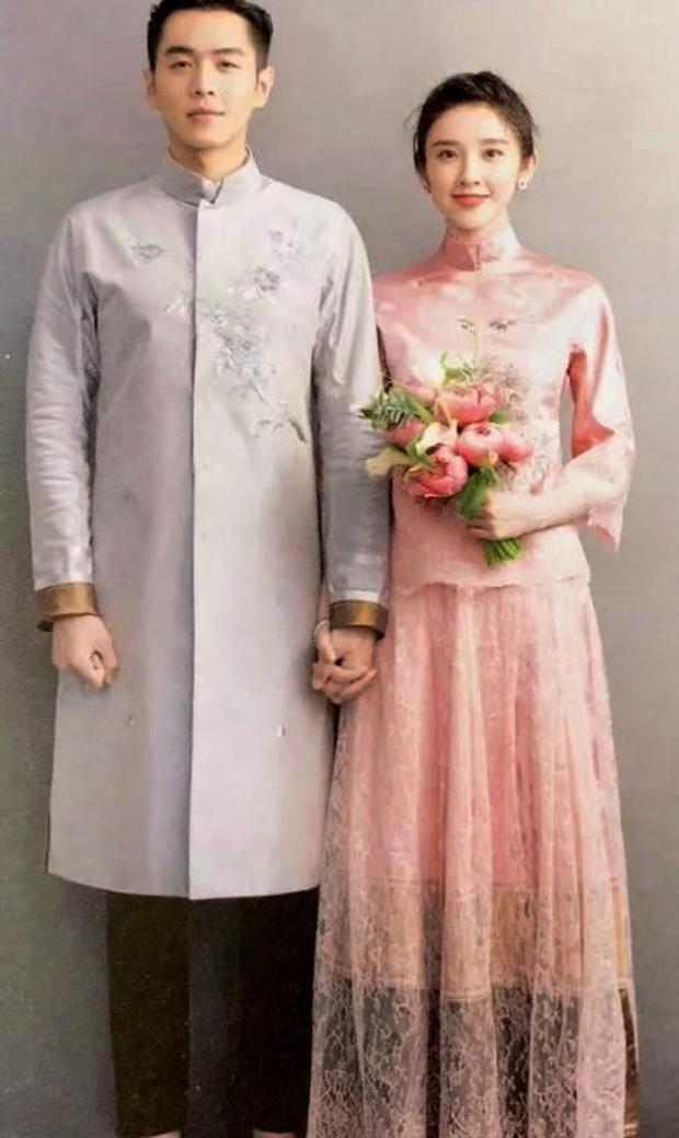 Wedded bliss: Movie star Zhang Ruoyun and actress and singer Tang Yixin were married at Adare Manor
