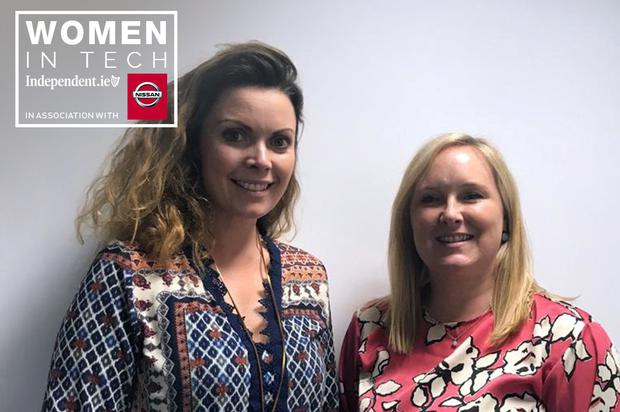 Samantha McCaughren with this week's guest Vanessa Tierney, founder and CEO of Abodoo