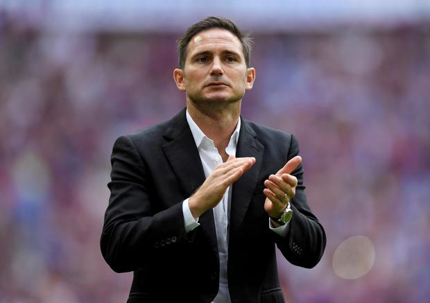 Close to Chelsea move, Lampard misses training with Derby