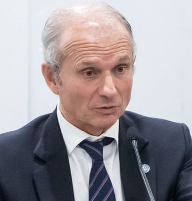 Talks in the offing: UK Deputy Prime Minister David Lidington at a press conference at the British-Irish Council (BIC) summit in Manchester. Photo: Danny Lawson/PA Wire