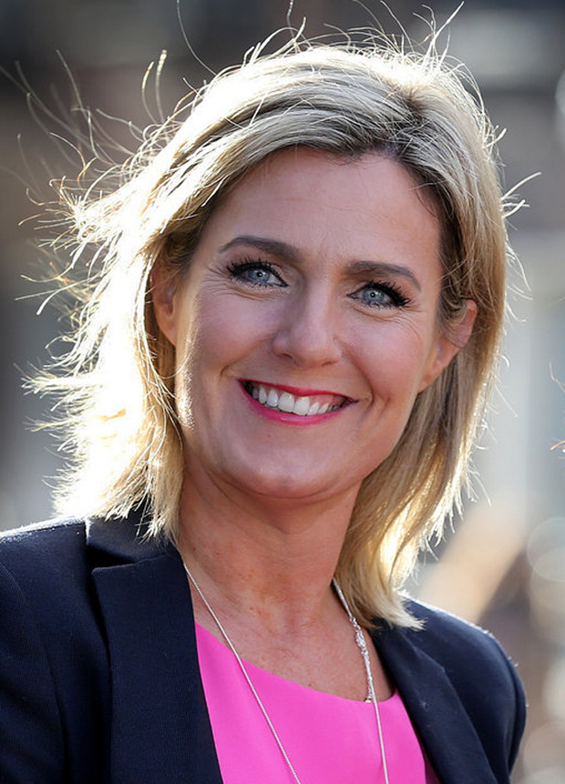 Probe: Fine Gael's Maria Bailey has withdrawn her claim over a fall from a swing. Photo: Tom Burke