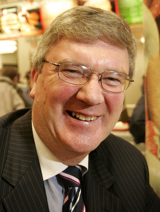 Concerns over safety: Supermac's founder Pat McDonagh