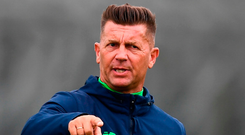 Colin Bell decided to leave his post to join the Huddersfield Town back-room line-up. Photo: Stephen McCarthy/Sportsfile
