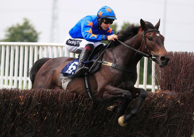 The Jam Man followed up recent success at Southwell in Carmel. Photo: Mike Egerton/PA Wire