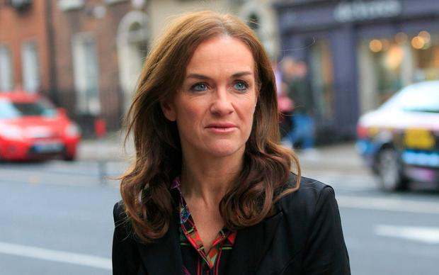 Rhona Mahony: She will appear in a #CareCantWait campaign video. Photo: Gareth Chaney, Collins