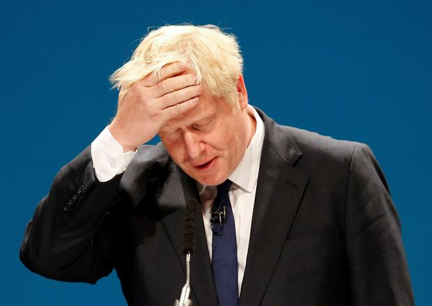 Hypocrisy: Attacks on Boris Johnson using his past infidelities or his recent argument with his partner were politically driven. Photo: REUTERS/Andrew Yates