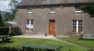 Big attraction: The restored Nell's Farmhouse features in the Comeraghs Wild Festival
